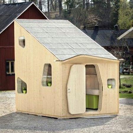 Самый недорогой дом для студента.