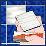 Ремонт кафельной плитки на стене